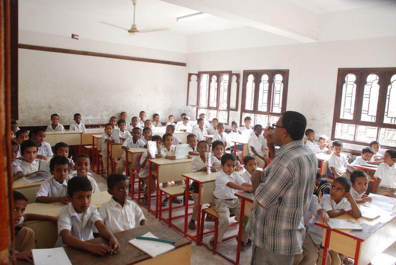 إقرار خطة مشاريع التعليم للصندوق الاجتماعي للتنمية في سيئون