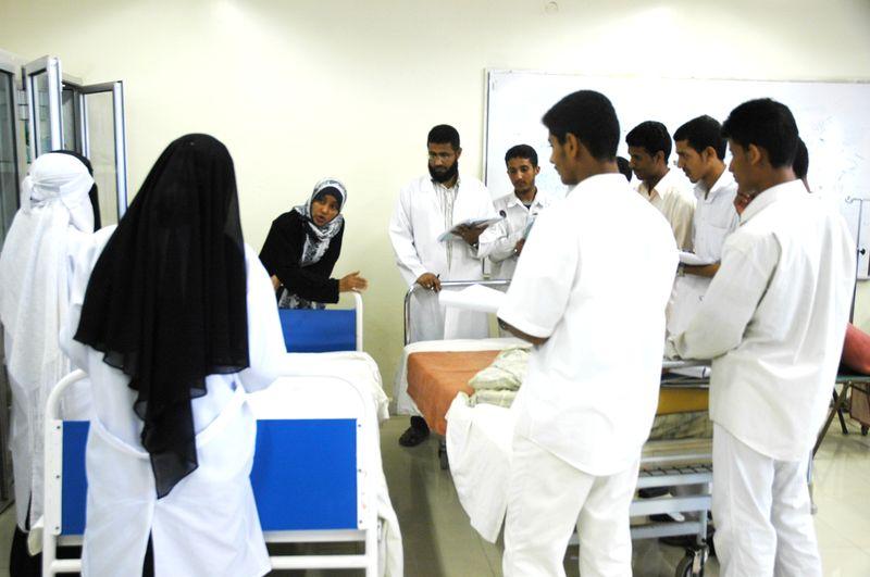 مشروع تحسين جودة الخدمات الصحية... نحو خدمة متكاملة