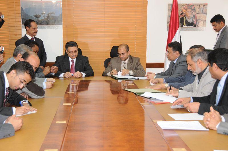 الصندوق الكويتي للتنمية يقدِّمُ منحةً عَبْرَ الصندوق الاجتماعي للمساهمة في إعمار المناطق المتضررة
