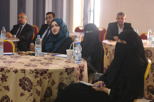 Human resources workshop for MFIs concluded