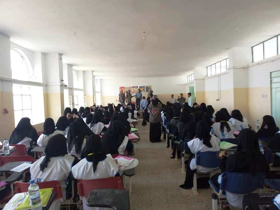 A training on Cash for Nutrition project concluded in Taiz
