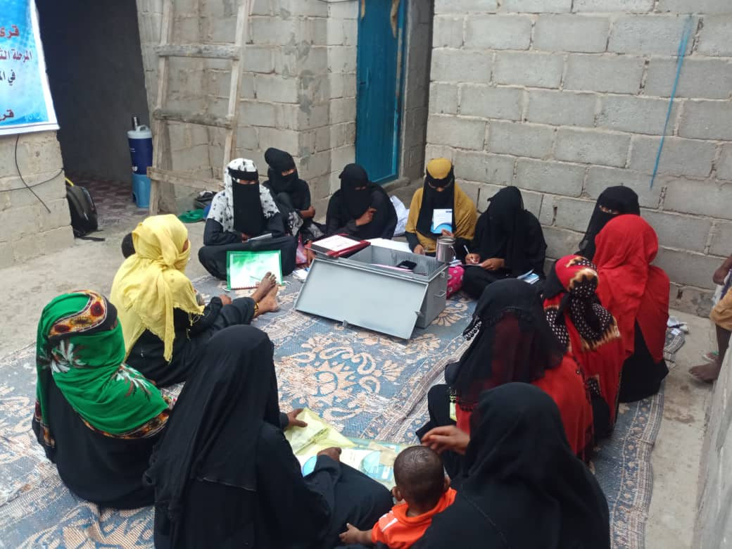 SFD supporting WBG's strategy in Yemen