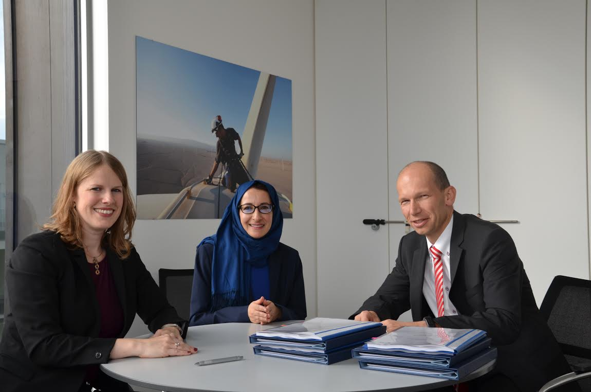 SFD signed two financing agreements with KfW ‎