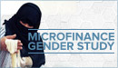 Microfinence gender study