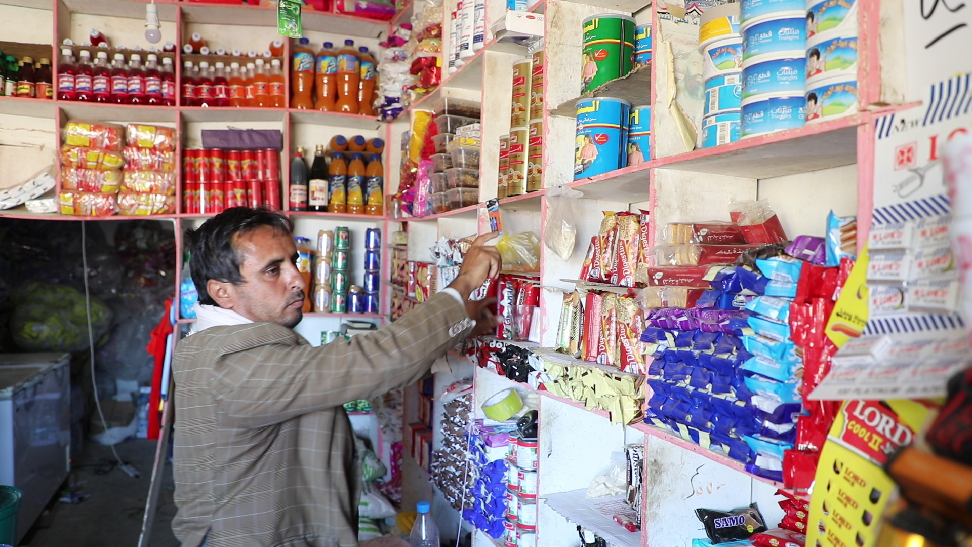 Microfinance, resilient to the conflict impact